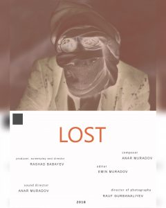 """Lost"" movie poster"